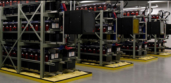 UPS/Inverters, Converters, & Battery Systems
