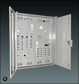 [Low Voltage Switchboards, Panelboards & Meter Boards